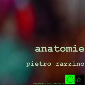 copertina EP Anatomie